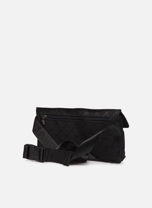 Petite Maroquinerie FILA Waist Bag New Twist Noir vue droite