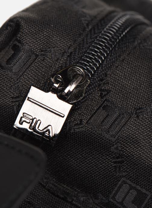 Petite Maroquinerie FILA Waist Bag New Twist Noir vue gauche