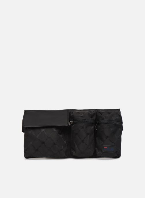 Marroquinería pequeña FILA Waist Bag New Twist Negro vista de detalle / par