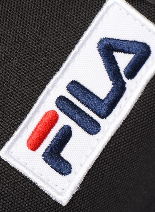 Zaini FILA Mini Backpack Nero immagine posteriore