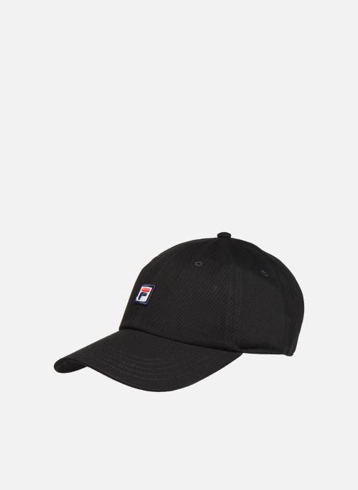 Gorra FILA DAD CAP F-box Negro vista de detalle / par