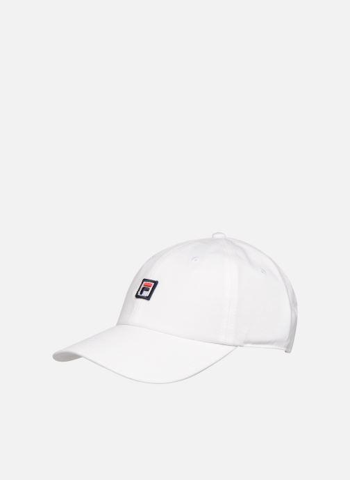 Casquettes FILA DAD CAP F-box Blanc vue détail/paire