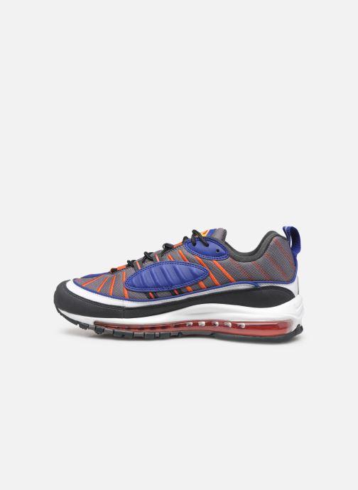 Sneaker Nike Air Max 98 grau ansicht von vorne