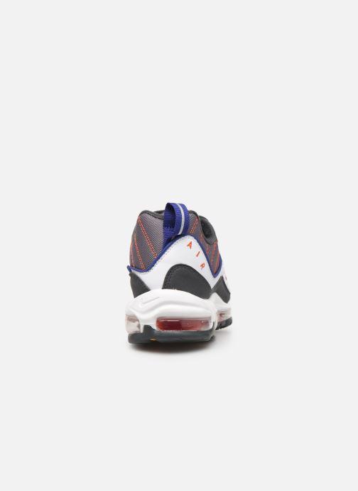 Sneaker Nike Air Max 98 grau ansicht von rechts