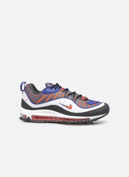 Sneaker Nike Air Max 98 grau ansicht von hinten