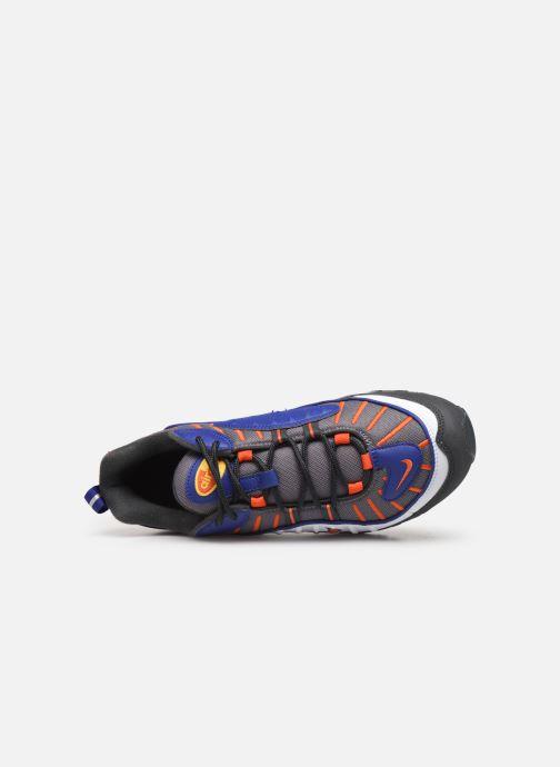 Sneaker Nike Air Max 98 grau ansicht von links