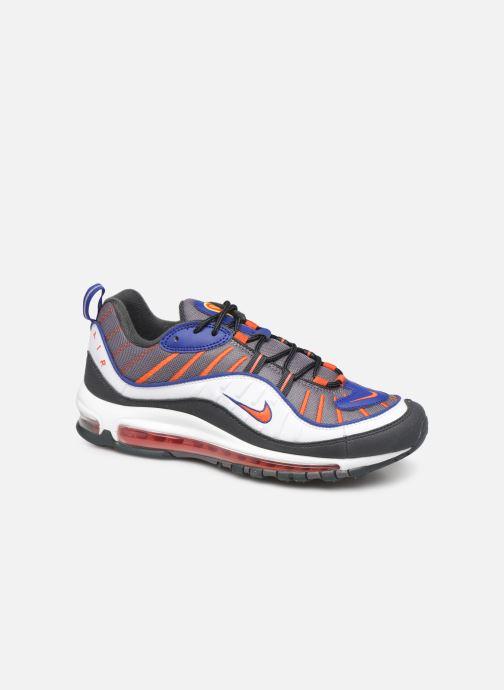 Sneakers Nike Air Max 98 Grå detaljeret billede af skoene