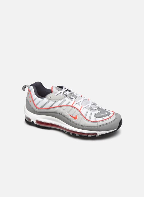 Trainers Nike Air Max 98 Grey detailed view/ Pair view