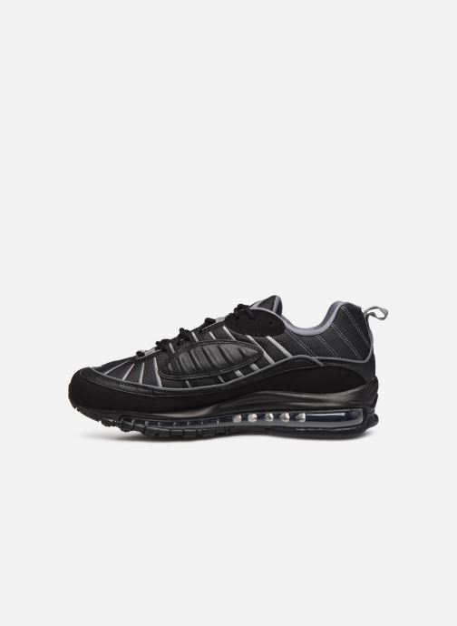 Baskets Nike Air Max 98 Noir vue face