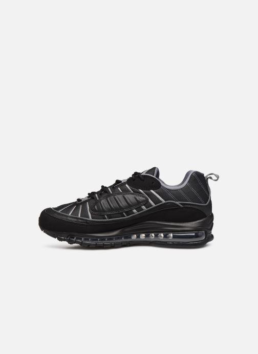 Deportivas Nike Air Max 98 Negro vista de frente