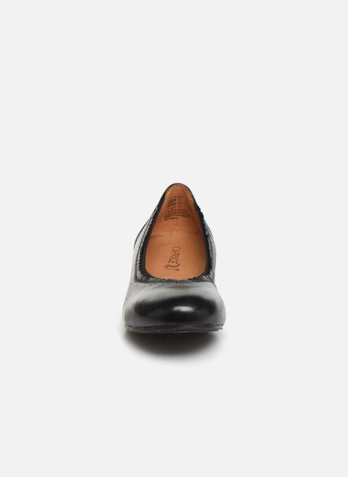 Escarpins Caprice Lila Noir vue portées chaussures