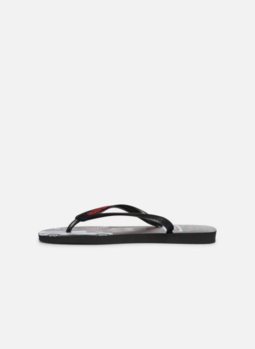 Chanclas Havaianas Top Netflix Stranger Things Multicolor vista de frente