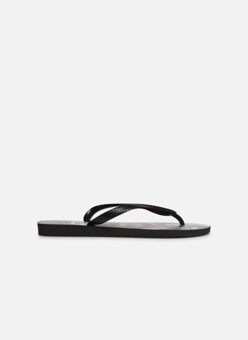 Chanclas Havaianas Top Netflix Stranger Things Multicolor vistra trasera