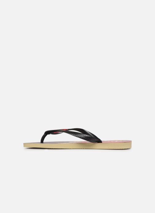 Tongs Havaianas Top Netflix Casa de Papel Multicolore vue face