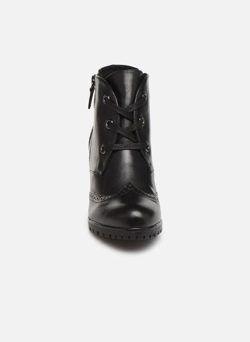 Bottines et boots Caprice Alia Noir vue portées chaussures