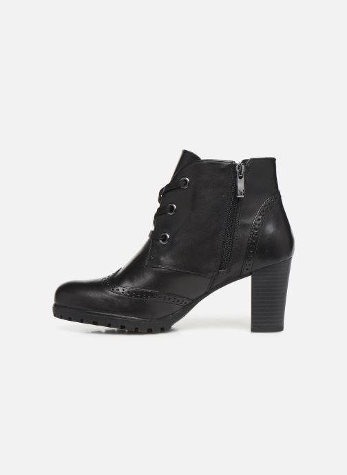 Bottines et boots Caprice Alia Noir vue face