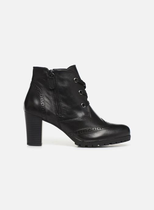Bottines et boots Caprice Alia Noir vue derrière