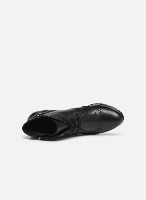 Bottines et boots Caprice Alia Noir vue gauche
