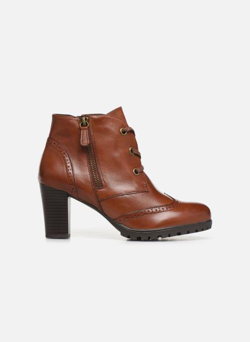Bottines et boots Caprice Alia Marron vue derrière