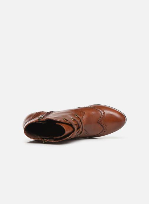 Bottines et boots Caprice Alia Marron vue gauche