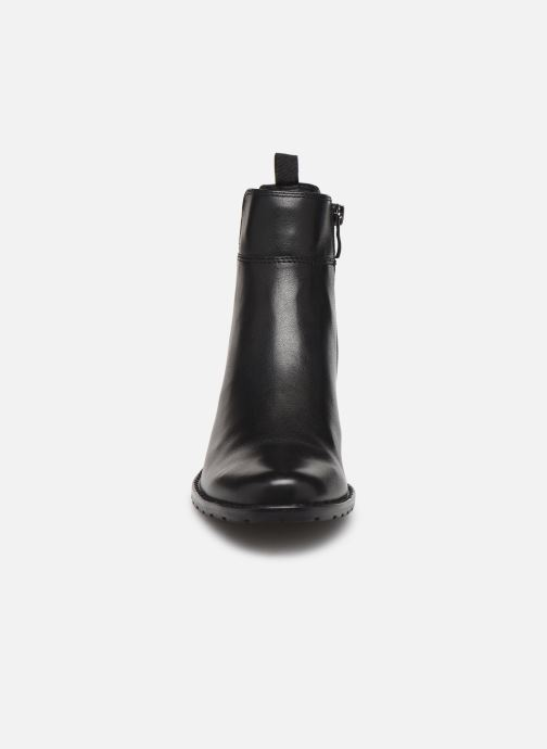Stiefeletten & Boots Caprice Lory schwarz schuhe getragen