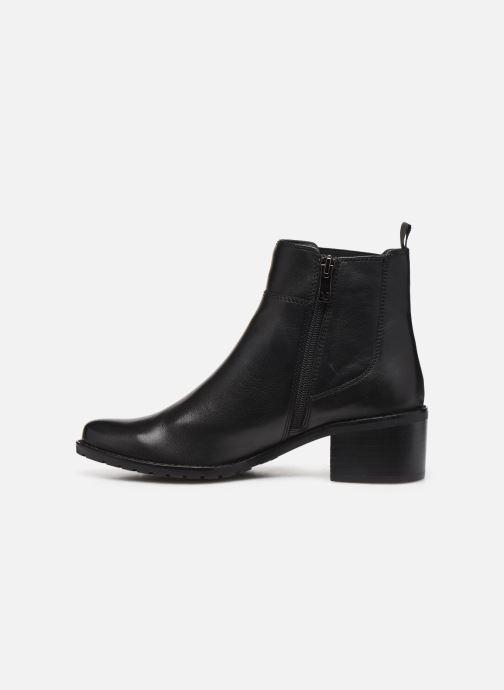 Stiefeletten & Boots Caprice Lory schwarz ansicht von vorne