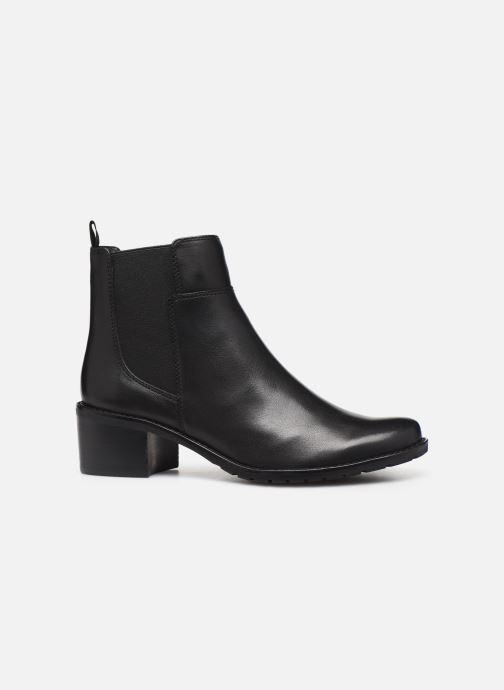 Stiefeletten & Boots Caprice Lory schwarz ansicht von hinten