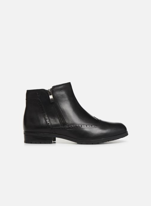 Ankle boots Caprice Sala Black back view