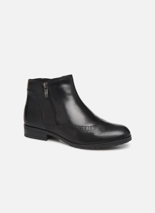 Ankle boots Caprice Sala Black detailed view/ Pair view