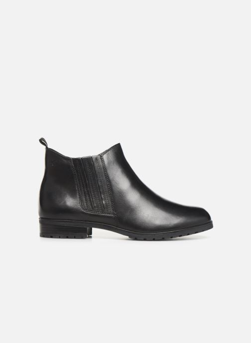 Ankle boots Caprice Thelma Black back view