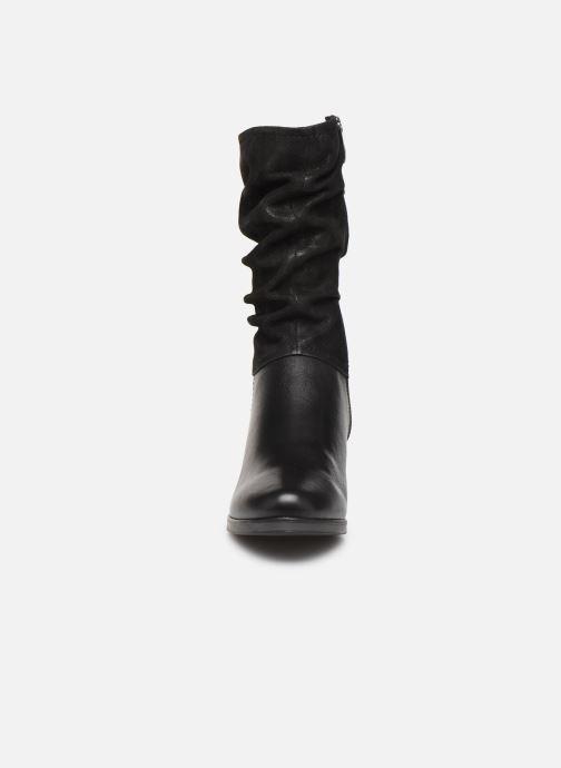 Laarzen Caprice Tess Zwart model