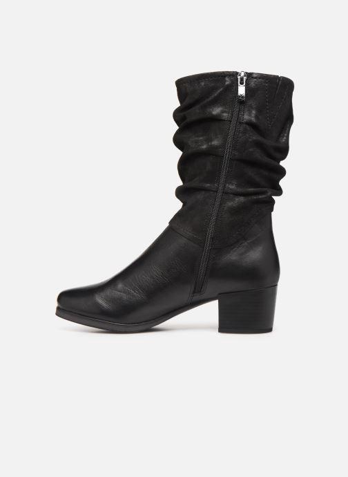 Laarzen Caprice Tess Zwart voorkant