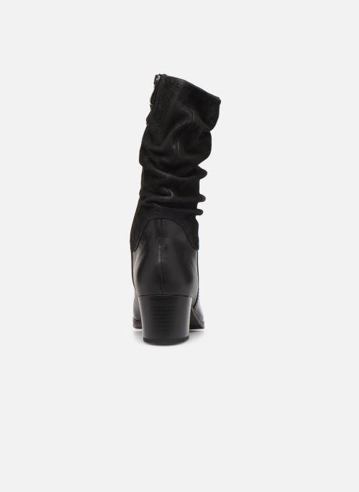 Laarzen Caprice Tess Zwart rechts
