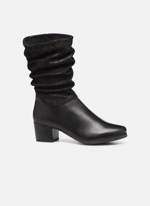 Laarzen Caprice Tess Zwart achterkant