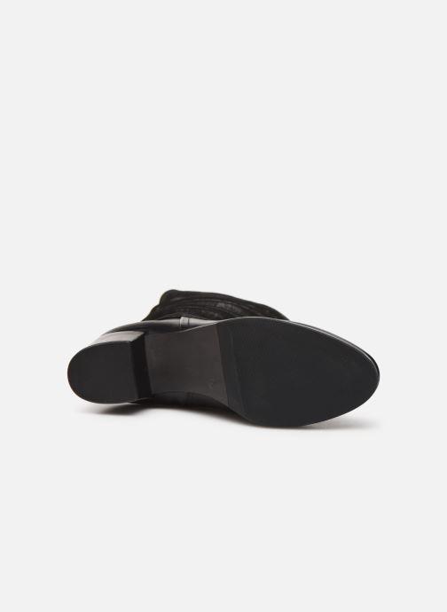 Laarzen Caprice Tess Zwart boven