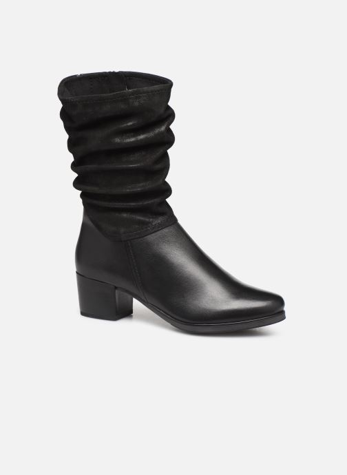 Boots & wellies Caprice Tess Black detailed view/ Pair view