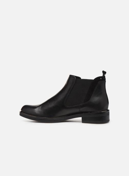 Bottines et boots Caprice Saly Noir vue face