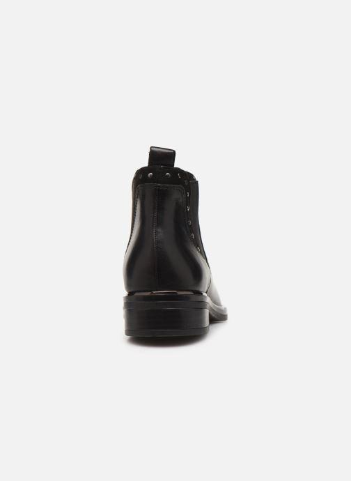 Bottines et boots Caprice Saly Noir vue droite