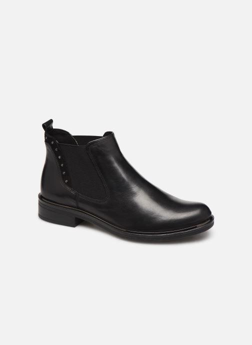 Bottines et boots Caprice Saly Noir vue détail/paire