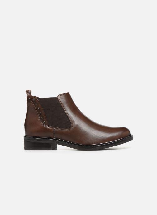Bottines et boots Caprice Saly Marron vue derrière