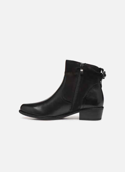 Stiefeletten & Boots Caprice Ava schwarz ansicht von vorne
