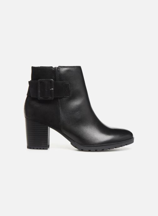 Bottines et boots Caprice Doly Noir vue derrière