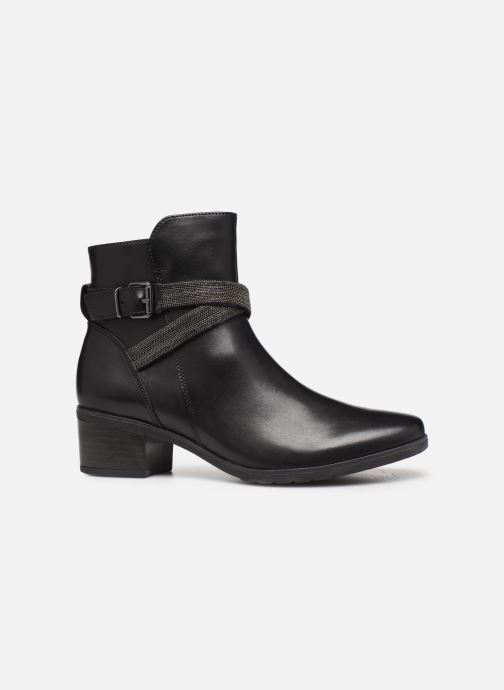 Ankle boots Caprice Cyriel Black back view