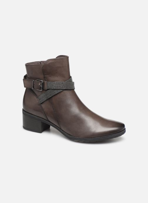 Ankle boots Caprice Cyriel Grey detailed view/ Pair view