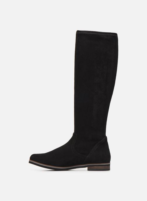 Boots & wellies Caprice Mimosa Black front view