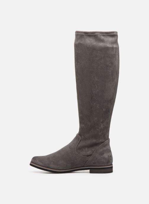 Boots & wellies Caprice Mimosa Grey front view