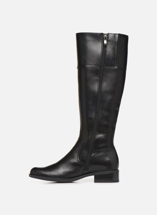Boots & wellies Caprice Talara Black front view