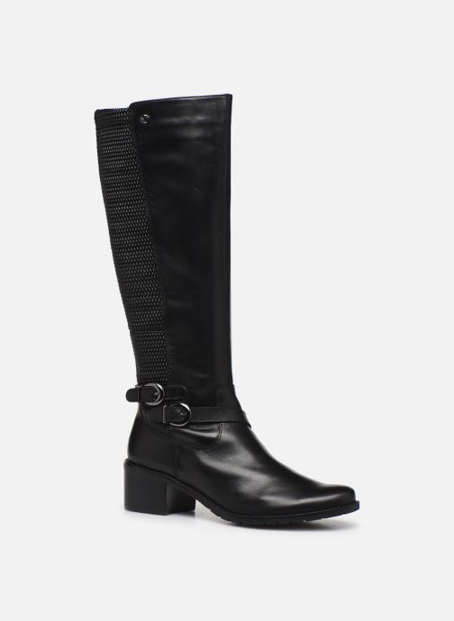 Boots & wellies Caprice Sylvia Black detailed view/ Pair view