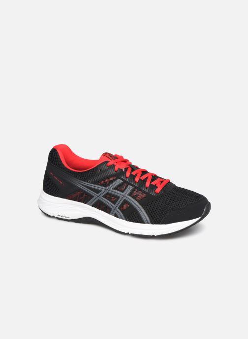 Chaussures de sport Asics Gel-Contend 5 W Noir vue détail/paire