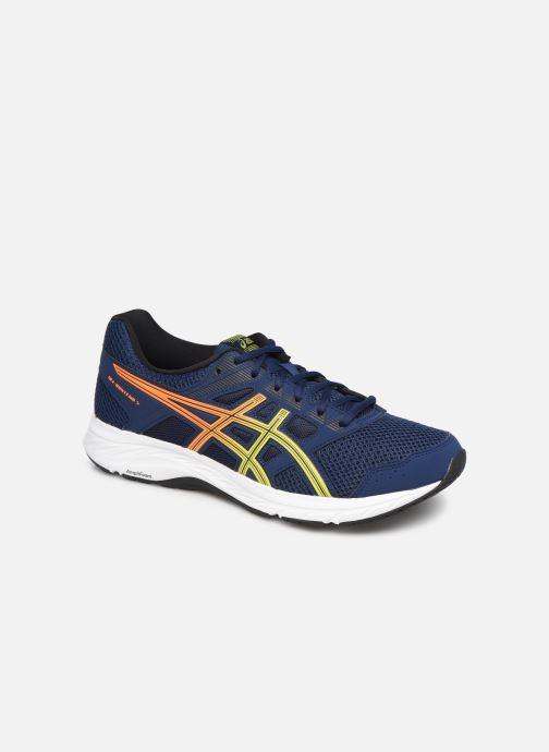 Zapatillas de deporte Asics Gel-Contend 5 Azul vista de detalle / par